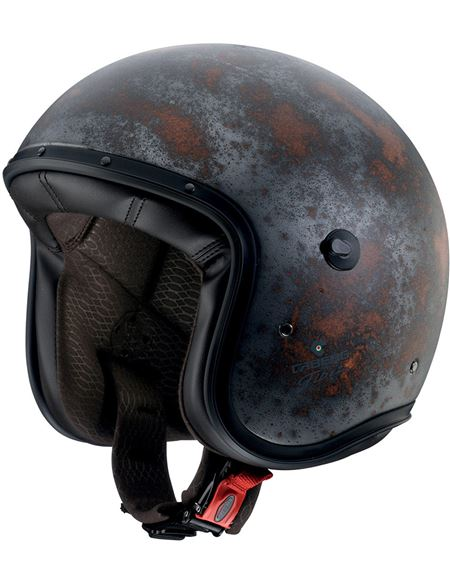 Casco caberg free ride rusty negro - 04607124513#NEGRO-MARRON(1)