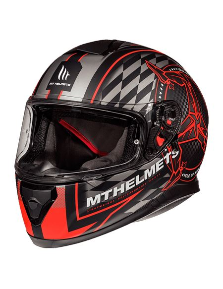 Casco mt thunder 3 isle of man rojo mate - 1055050153_2_ISLA-OF-MAN-ROJO4