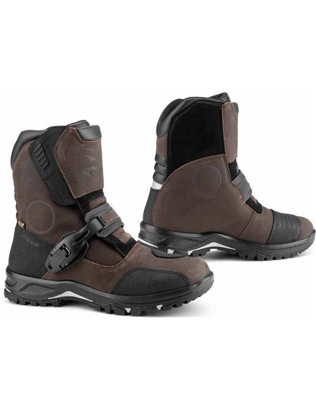 Botas falco marshall racing marron - 04607124909#MARRON(1)