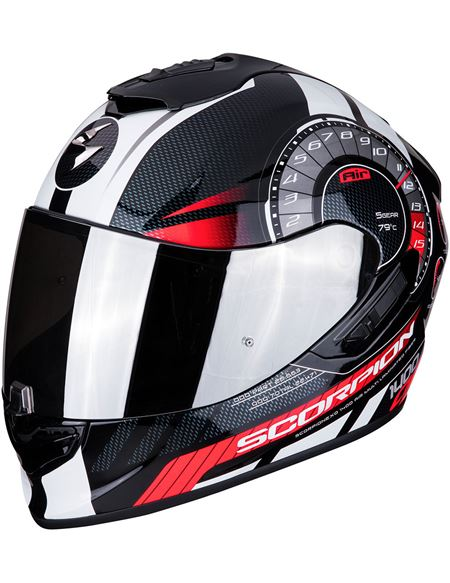 Casco exo-1400 air torque rojo - 04607124994#ROJO(1)