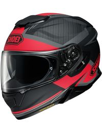Casco shoei gt-air 2 affair tc1 rojo-negro