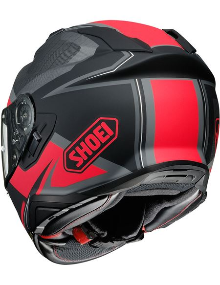 Casco shoei gt-air 2 affair tc1 rojo-negro - 04607125064#ROJO-NEGRO(1)
